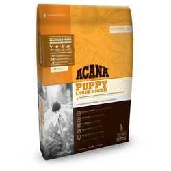 Acana Heritage Puppy Large Breed сухой корм для щенков крупных пород 17 кг