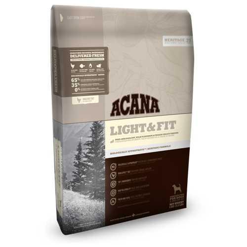 Acana Heritage сухой корм для собак с облегченный 2 кг