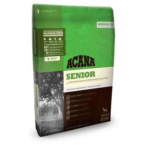 Acana сухой корм для пожилых собак всех пород 2 кг