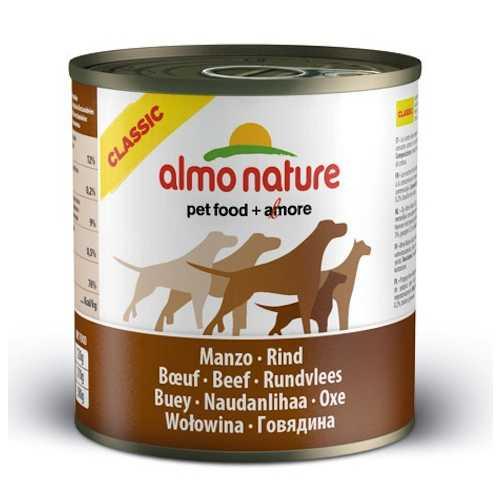 Альмо Натюр консервы для собак с говядиной (0,29 кг) 1 шт