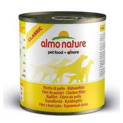 Almo Nature Classic консервы для собак с курицей (0,29 кг) 1 шт