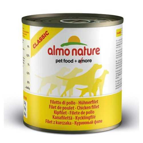 Альмо Натюр консервы для собак с курицей (0,29 кг) 1 шт