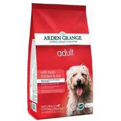 Arden Grange Adult сухой корм для собак с курицей 6 кг