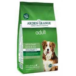 Arden Grange Adult lamb сухой корм для собак с ягненком 12 кг