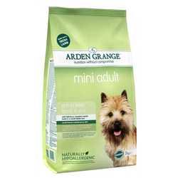 Arden Grange Adult Mini Lamb сухой корм для собак мелких пород с ягненком 6 кг
