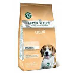 Arden Grange Pork сухой корм для собак со свининой 15 кг