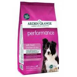 Arden Grange Performance сухой корм для собак 12 кг