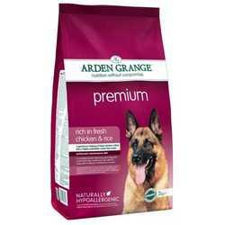 Arden Grange Premium сухой корм для собак 15 кг