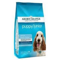 Arden Grange Puppy & Junior корм для щенков всех пород 6 кг