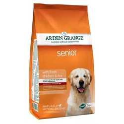 Arden Grange Senior сухой корм для пожилых собак 15 кг