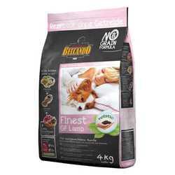 Belcando Finest GF Lamb беззерновой корм для собак с ягненком 4 кг
