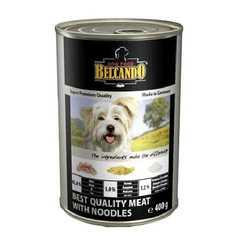 Belcando консервы для собак мясо с лапшой (0.80 кг) 1 шт