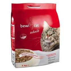 Bewi Cat сухой корм для кошек с курицей 5 кг