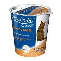 Bosch Sanabelle Shiny Hair лакомство для кошек 150 гр