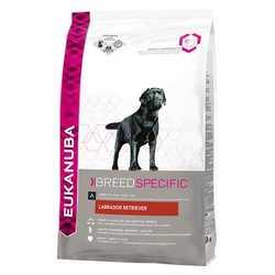 Eukanuba Labrador Retriever корм для собак породы Лабрадор-Ретривер 10 кг