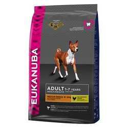 Eukanuba Medium Breed корм для собак средних пород 3 кг