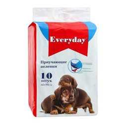 EveryDay пеленки гелевые 60х45 см, 10 шт