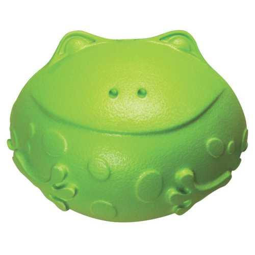 Kong игрушка для собак Tuff 'N Lite лягушка малая 8 см