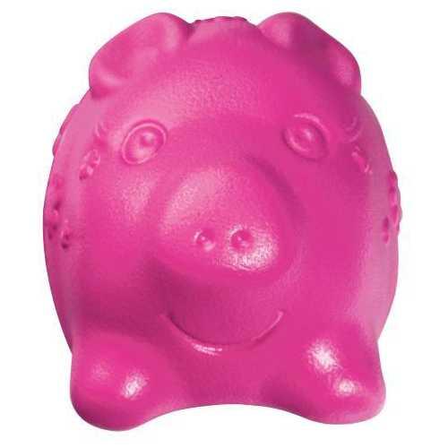 Kong игрушка для собак Tuff 'N Lite свинка малая 7 см