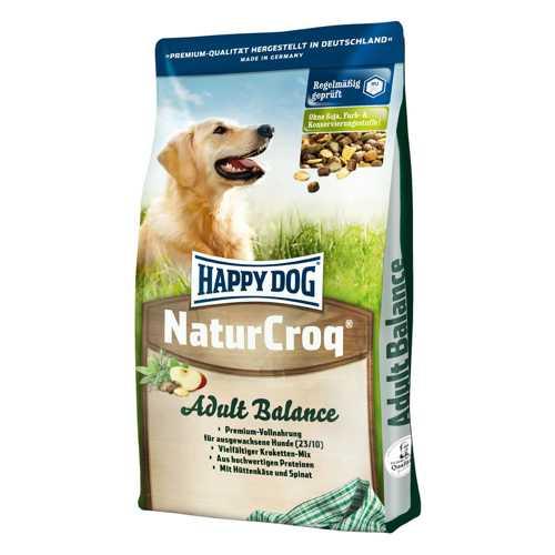 Хэппи Дог НатурКрок Баланс для взрослых собак 4 кг