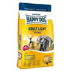 Хэппи Дог Суприм Фит & Велл Лайт сухой корм для взрослых собак 12,5 кг