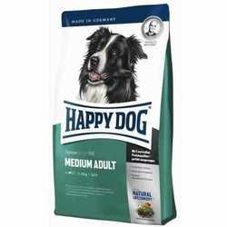 Хэппи Дог Суприм Фит & Велл Медиум сухой корм для взрослых собак 12,5 кг