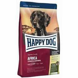 Хэппи Дог Суприм Африка для взрослых собак 4 кг