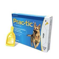 Prac-tic капли для собак 22 - 50 кг