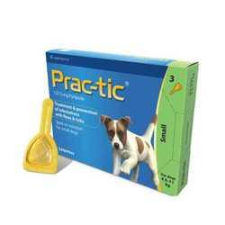 Prac-tic капли для собак 4,5 - 11 кг