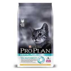 Pro Plan Dental Plus | Сухой корм Про План для кошек 1,5 кг