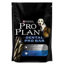 Pro Plan Dental Pro Bar | Лакомство Про План Дентал для взрослых собак 150 гр