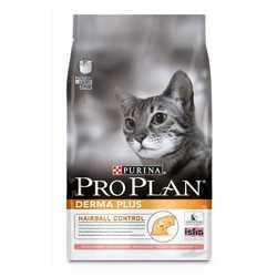 Pro Plan Derma Plus | Сухой корм Про План для кошек с проблемами кожи и шерсти 10 кг