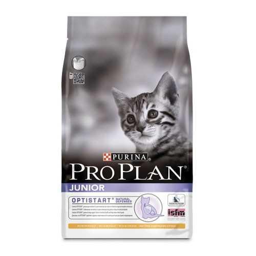 Pro Plan Junior | Сухой корм Про План для котят 1,5 кг