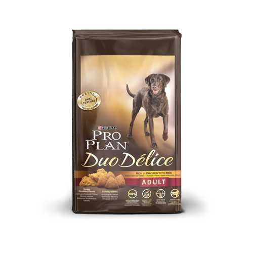 Pro Plan Duo Delice | Сухой корм Про План Дуо Делис для собак c курицей 2,5 кг