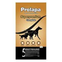 ProLapa корм для собак рыба с рисом 10 кг