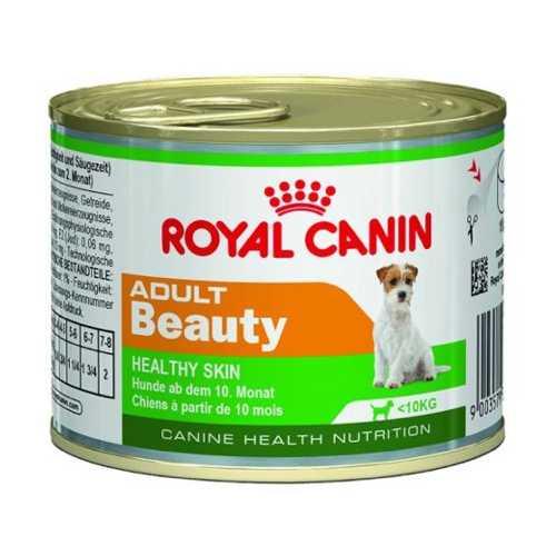 Royal Canin Beauty Mousse   Консервы Роял Канин Бьюти Мусс для собак 195 гр х 12 шт