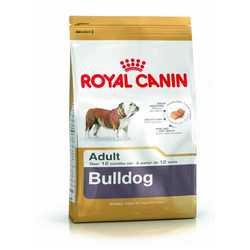 Royal Canin Bulldog | Сухой корм Роял Канин для взрослых собак породы Английский бульдог 12 кг