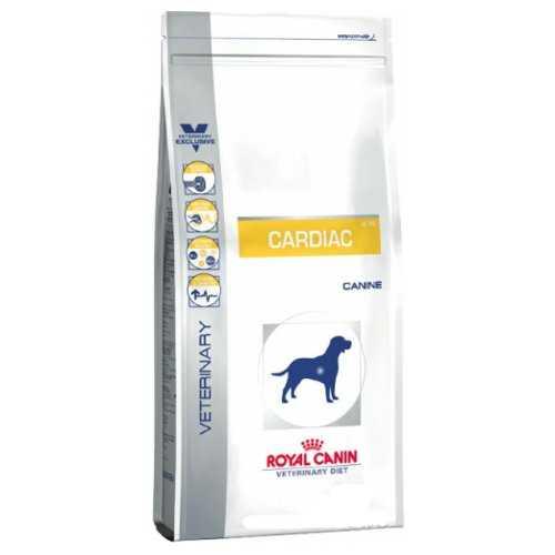 Royal Canin Cardiac EC26 | Сухой лечебный корм Роял Канин Кардиак при сердечной недостаточности 2 кг