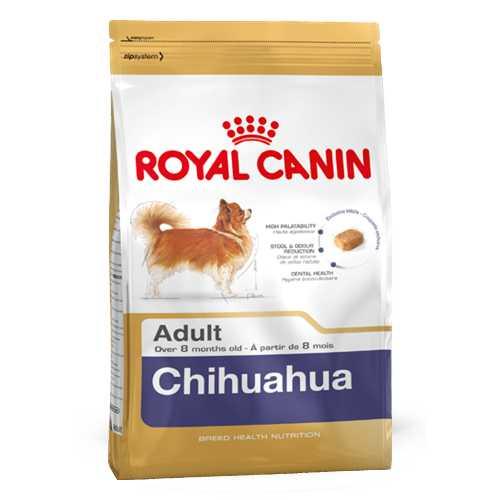 Royal Canin Chihuahua | Сухой корм Роял Канин для взрослых собак породы Чихуахуа 3 кг