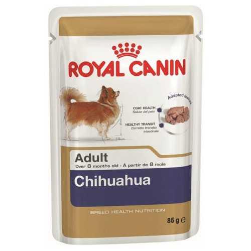 Royal Canin Chihuahua Adult Паштет (0.085 кг) 12 шт.