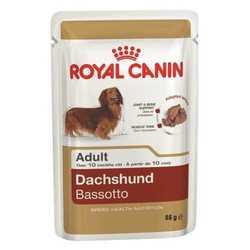 Royal Canin Dachshund Adult Паштет (0.085 кг) 12 шт