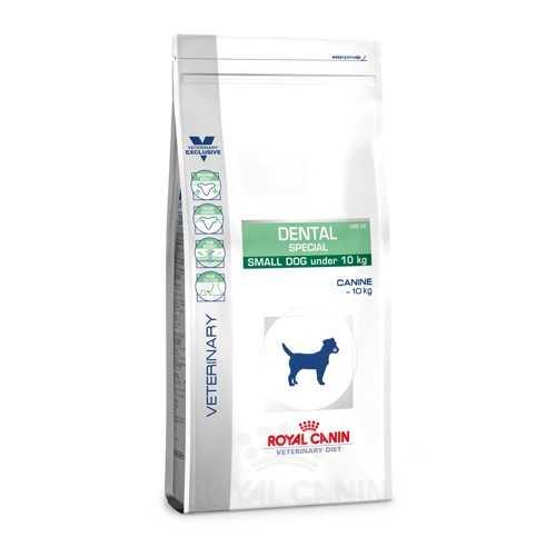 Royal Canin Dental Special DSD25 | Сухой лечебный корм Роял Канин Дентал Спешиал для гигиены полости рта 2 кг