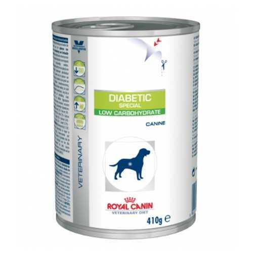 Royal Canin Diabetic Special | Консервы Роял Канин при сахарном диабете (12 шт х 390 г)