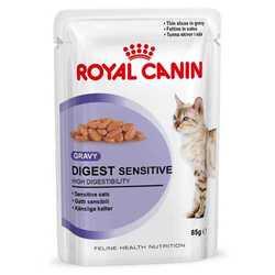 Royal Canin Digest Sensitive в соусе (0.085 кг) 12 шт