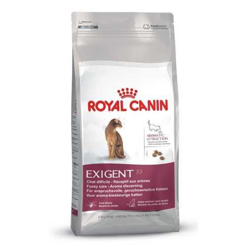 Royal Canin Exigent Aromatic Attraction | Сухой корм Роял Канин Ароматик Эттрекшн для привередливых кошек к аромату продукта 4 кг