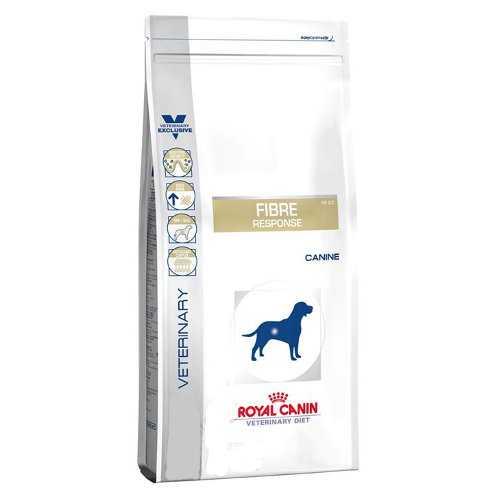 Royal Canin Fibre Response FR23 | Сухой лечебный корм Роял Канин Фибр Респонз при нарушении пищеварения 2 кг