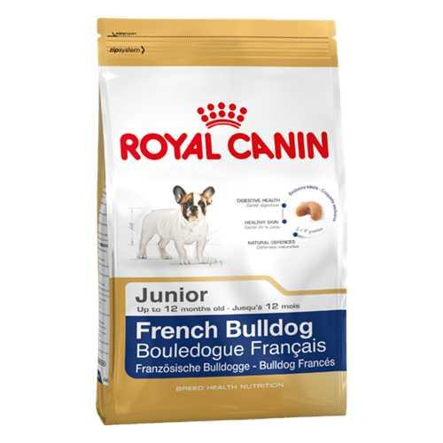 Royal Canin French Bulldog Junior   Сухой корм Роял Канин для щенков породы Французский бульдог 3 кг