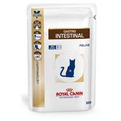 Royal Canin Gastro Intestinal | Паучи Роял Канин при нарушениях пищеварения (12 шт х 100 г)