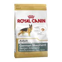 Royal Canin German Shepherd | Сухой корм Роял Канин для взрослых собак породы Немецкая овчарка 3 кг