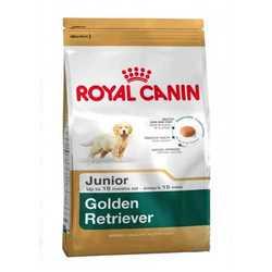 Royal Canin Golden Retriever Junior | Сухой корм Роял Канин для щенков породы Голден ретривер 12 кг
